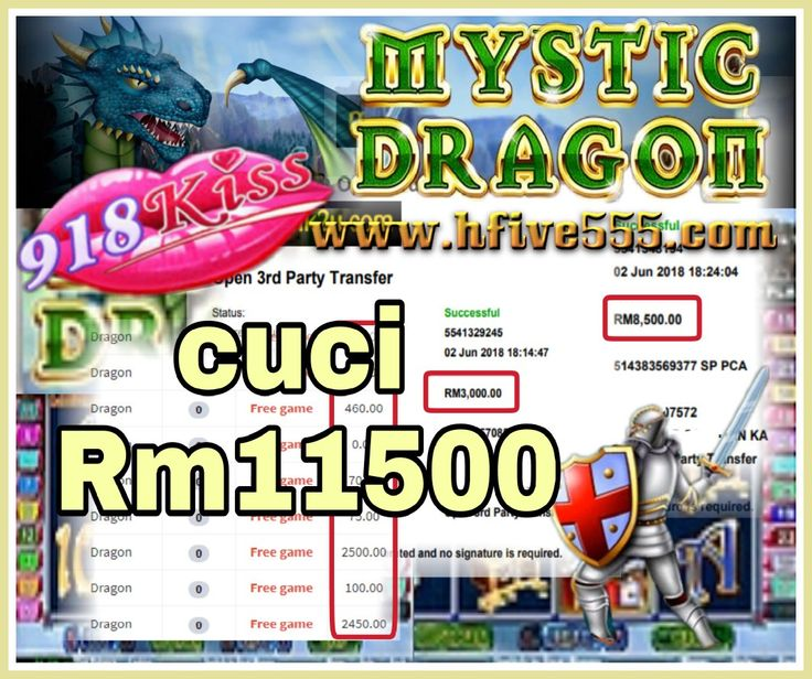 Dragon 4d Slot