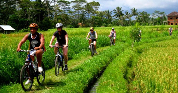Bali Cycling Tour with Bali Bike cycling, this cycling tour is designed for travelers who seek to go into Bali's Countryside and witness daily life. #balicycling #balibikecycling #bikecycling #balibike #baliactivities #cyclingtour