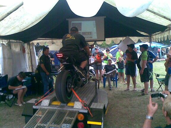 Rally Harties 2012
