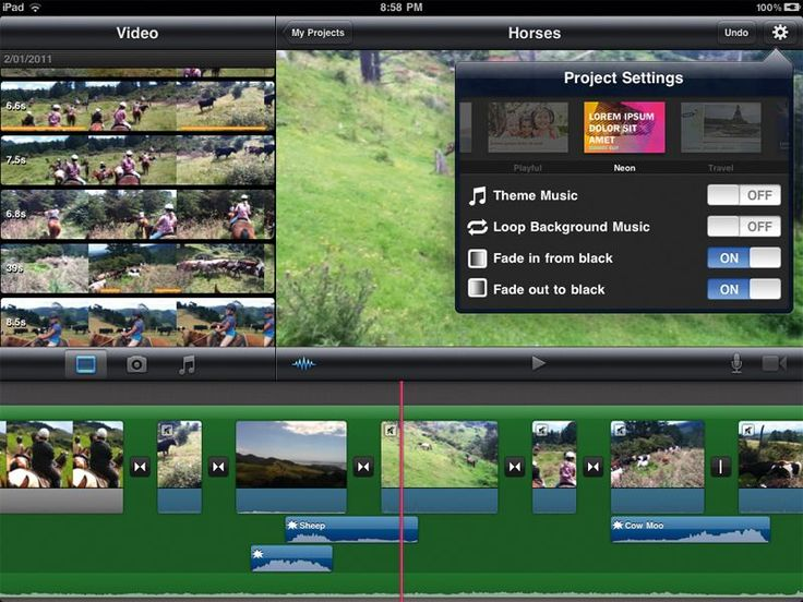 iMovie for iOS review | The iPhone version of iMovie comes to the latest iPad with more functionality Reviews | TechRadar