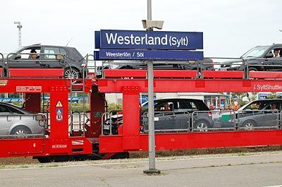 sylt - Passenger car