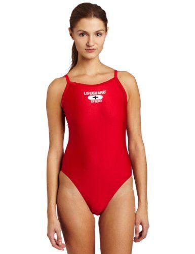 swimsuits Bikini style life guard