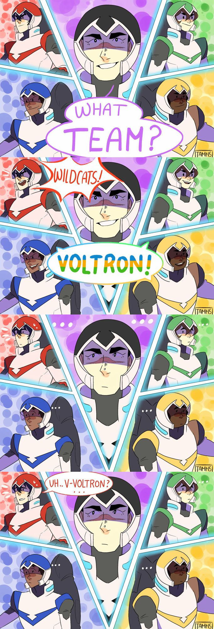 Voltron: Legendary Defender **fulltimedoodler**
