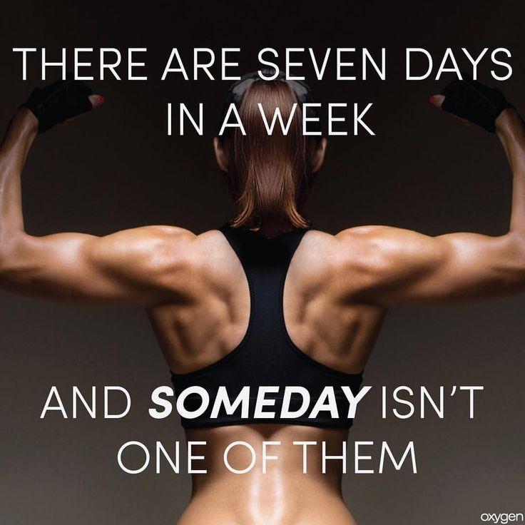 "1,325 Likes, 23 Comments - Oxygen Magazine (@oxygenmagazine) on Instagram: ""No excuses, ever! Make the most of today!  #fitness #fitspo #fitchick #workout #health"""