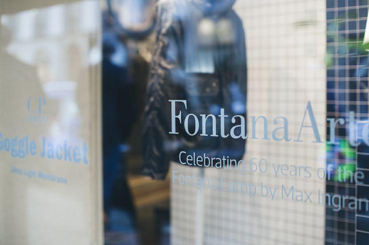 FontanaArte and C.P. Company