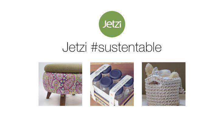 #sustentable #jetzi #deco