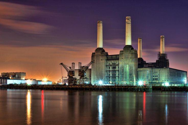 battersea power station - Google Search
