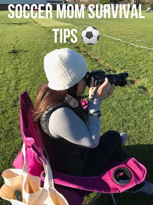 Confessions of a Sports Mama: Soccer Mama Survival Tips