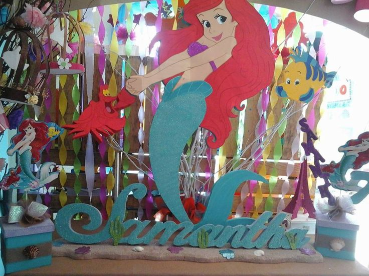 13 Best Images About .Princesa Ariel (the Little Mermaid