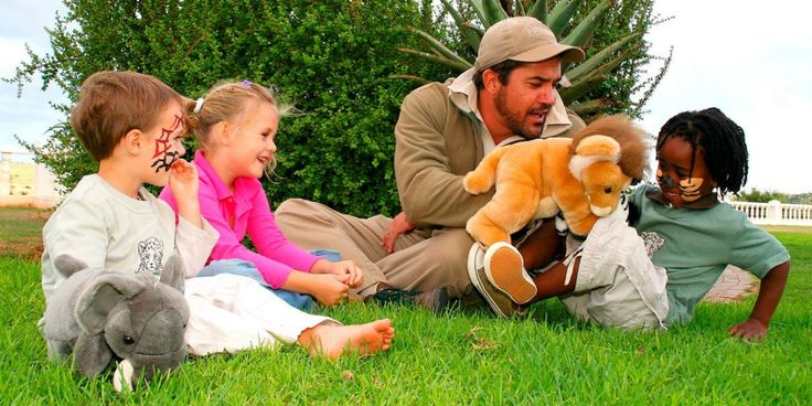 Kids on Safari - Educational and fun for children on safari at Shamwari