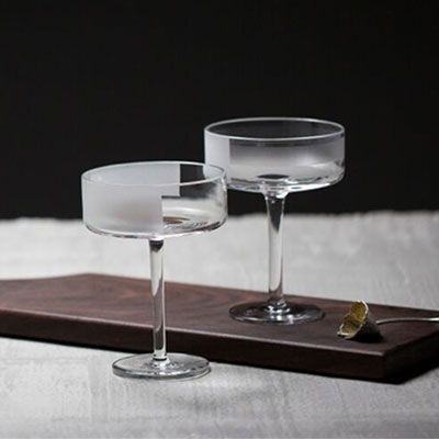 Elements Crystal Glass (set of 2)