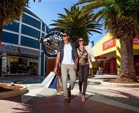 Harbour Town Outlet Shopping Centre: Harbour Town on the Gold Coast is Australia's largest outlet shopping centre with over 220 stores comprising brand direct outlet and clearance stores offering a minimum of 30 per cent off the original retail price on outlet stock, as well as...