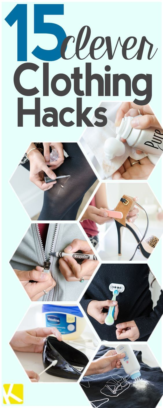 These 10 Awesome Fashion Tips and Hacks Posts are AWESOME! I've found TONS different ideas and my wardrobe has already benefited! I am SO pinning for later!