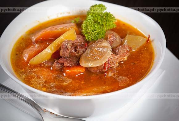 Zupa Miesna