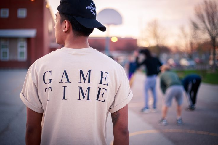 It's Game Time - Game Time Decisions sports apparel