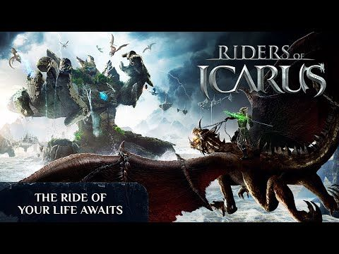New Trailer Spotlights Taming Majestic Powerful Creatures | Riders of Icarus | MMORPG.com