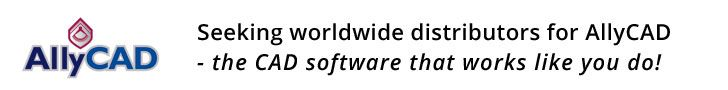 Job opportunity: Are you a software distributor? The Knowledge Base software development house is seeking worldwide distributors for AllyCAD – its renowned and successful CAD software product. https://www.thesouthafrican.com/job-opportunity-are-you-a-software-distributor/