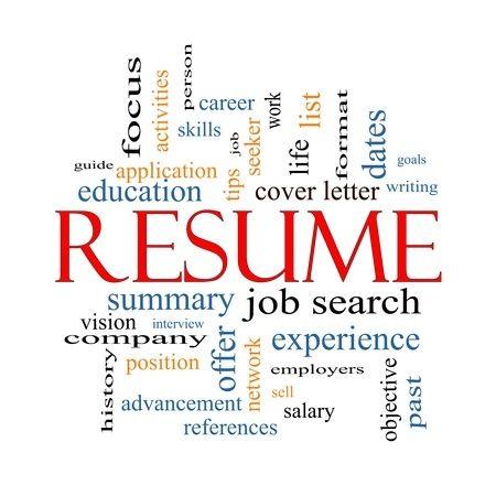 8 best Resume Samples images on Pinterest Monsters, Resume - monster resume