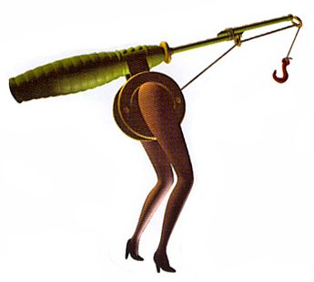 """Legs is a character from the Toy Story series, appearing in Toy Story, and the Toy Story Treat short """"Go Fish."""" She is composed of two fashion doll legs (from one of Hannah's dolls) attached to a toy fishing rod. Legs was first seen in Toy Story when Woody was exploring Sid's room, going after a fallen yo-yo, then fishing a severed Janie Doll's head out of a vise with the help of Rockmobile and the Walking Car. Initially thought to be a cannibal, the mutant toys later turned out to be..."""