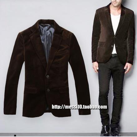Бархатный пиджак zara
