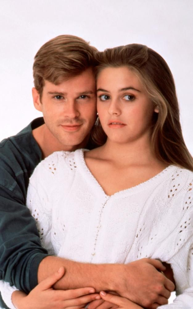 THE CRUSH, from left: Cary Elwes, Alicia Silverstone, 1993, © Warner Brothers