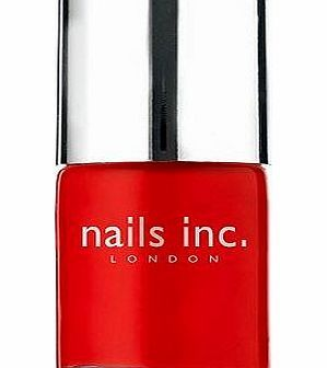 Nails Inc . The Hurlingham Nail Polish Colour 44 Advantage card points. Nails Inc. The Hurlingham Nail Polish 10ml FREE Delivery on orders over 45 GBP. http://www.comparestoreprices.co.uk/nail-products/nails-inc--the-hurlingham-nail-polish-colour.asp