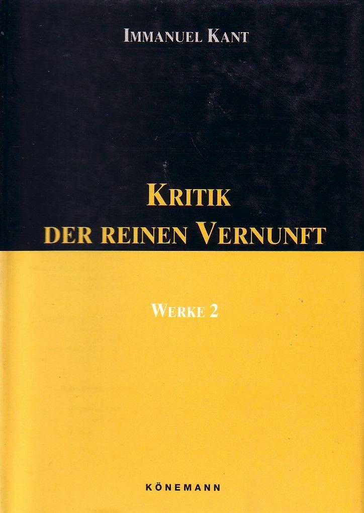 69. Immanuel Kant: Kritik der reinen Vernunft