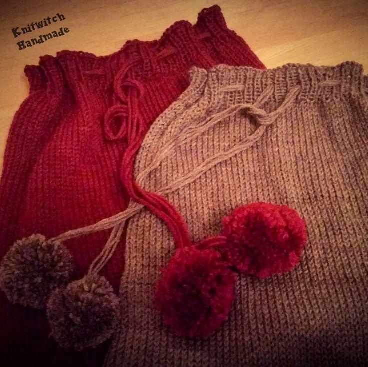 Handmade Knitted Skirts