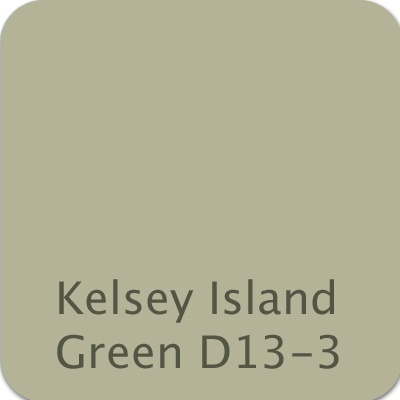Dutch Boy Color: Kelsey Island Green D13-3 #color #gray