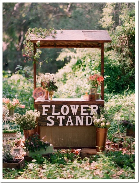 fun idea to put next to my garden and say vegetable stand.