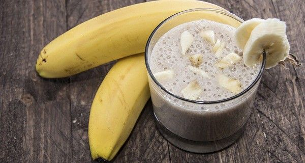 Banana Ginger Smoothie to Help Burn Stomach Fat - Go Fit Stay Fit