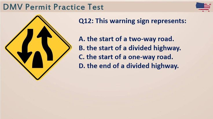 California DMV Permit Practice Test 1 (CA easy test questions)                                                                                                                                                                                 More
