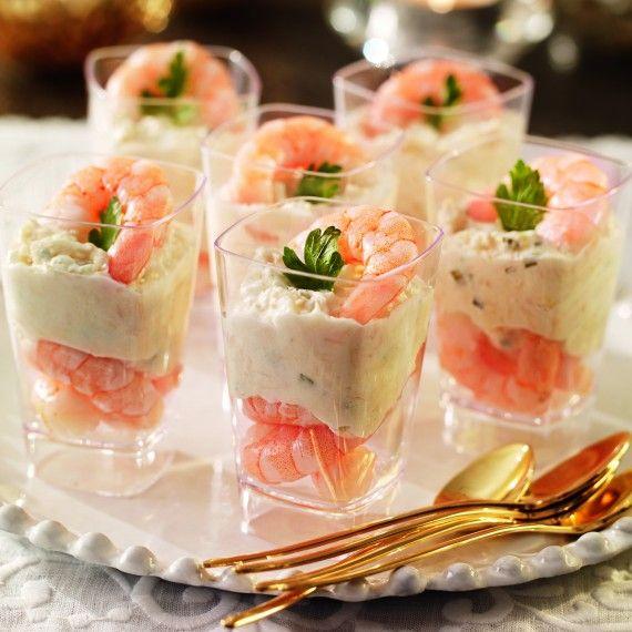 Good Food Salmon Starters