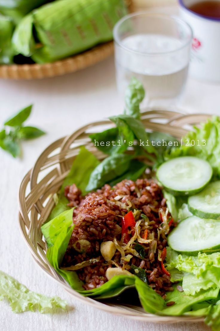 HESTI'S KITCHEN : yummy for your tummy: Nasi Bakar Bu Fatmah NCC