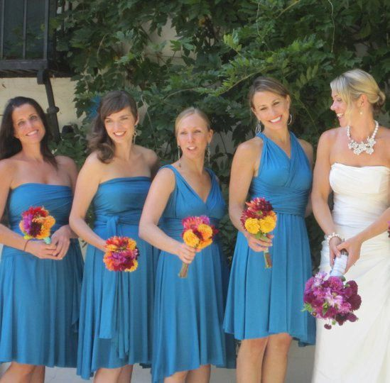 Infinity dresses by SashCouture1