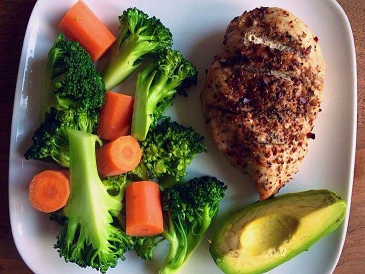 Здоровый обед фото
