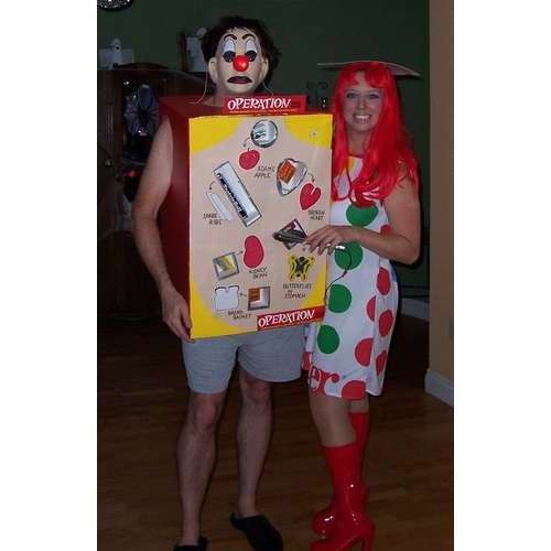 halloween, holidays, halloween costumes, homemade, games, operation, twister