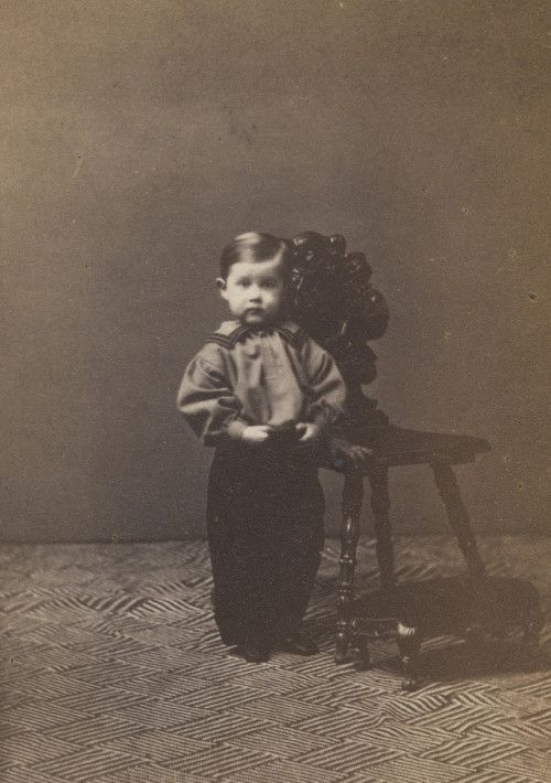 """Tiny Grand Duke Dmitri Konstantinovich of Russia """