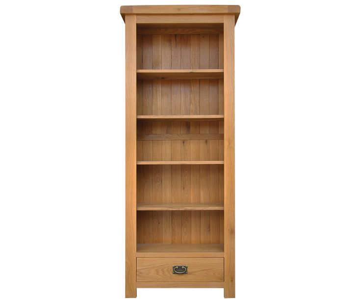 Kaldors Oakshire Light Oak Finish Medium Bookcase Adjustable Shelves) Is A  Must Have Piece For Your Home. This Oak Collection Is One Of The Most  Diverse ...