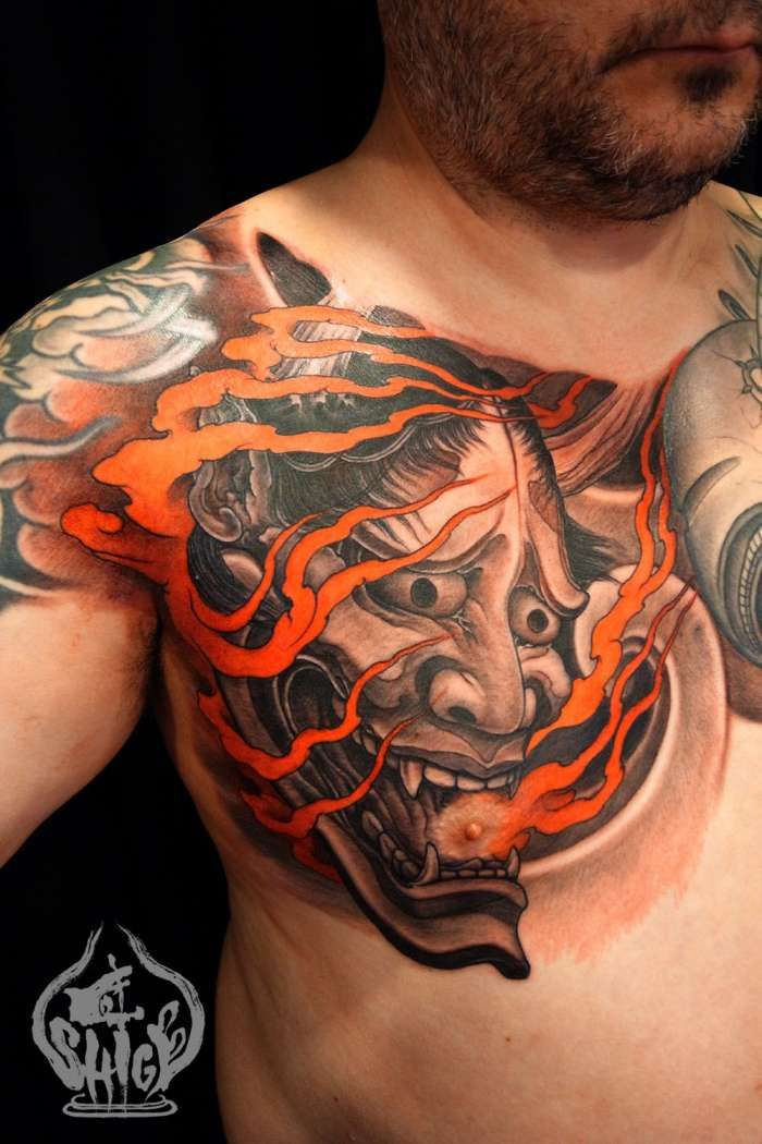 17 best images about tatoueurs shige on pinterest for Oriental tattoo