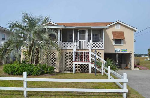 Garden City Beach Rental Beach Home: Pep's Place (Pep Younce) | Myrtle Beach Vacation Rentals by Dunes Realty