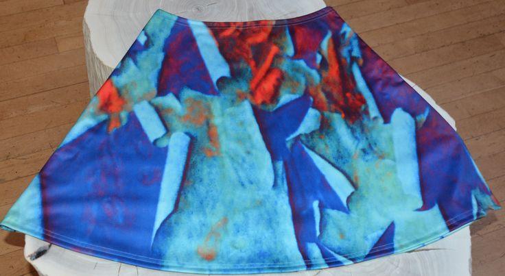 Skirt by Anelia-Art: Arbutus back