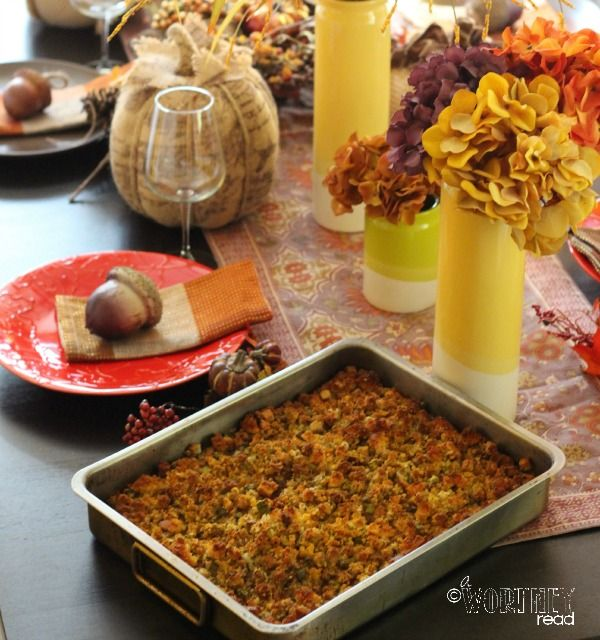 best recipe for stuffing, easy stuffing recipe