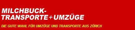 Milchbuck-Transport GmbH, Umzug, Zürich, Möbellift, Transporte, Zügelfirma, Umzugsfirma
