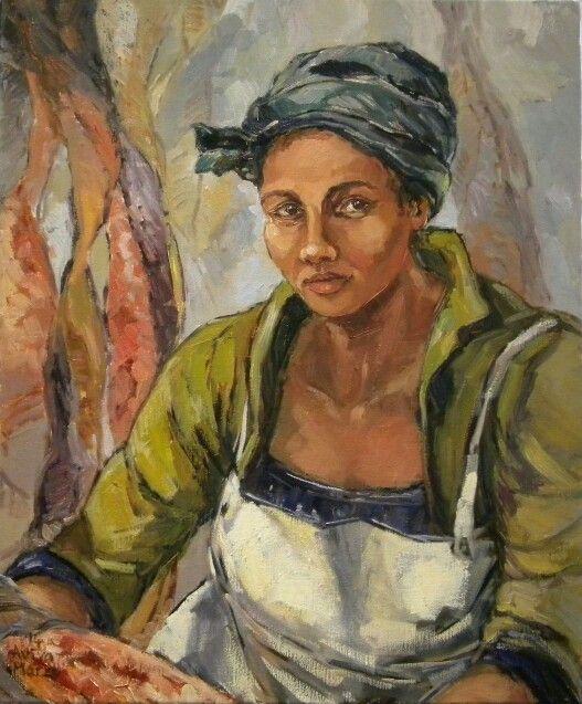 Aviva Maree, Felien die visvlekker