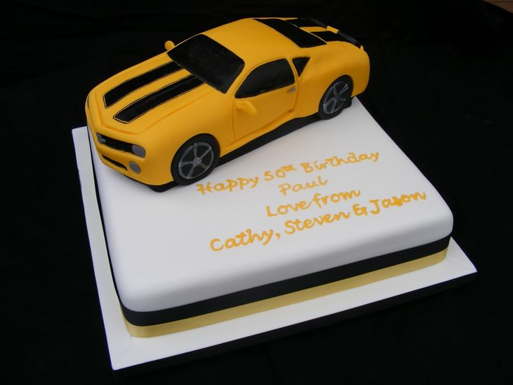 Mustang Cake Car Cakes Pinterest Car Cakes Cars And