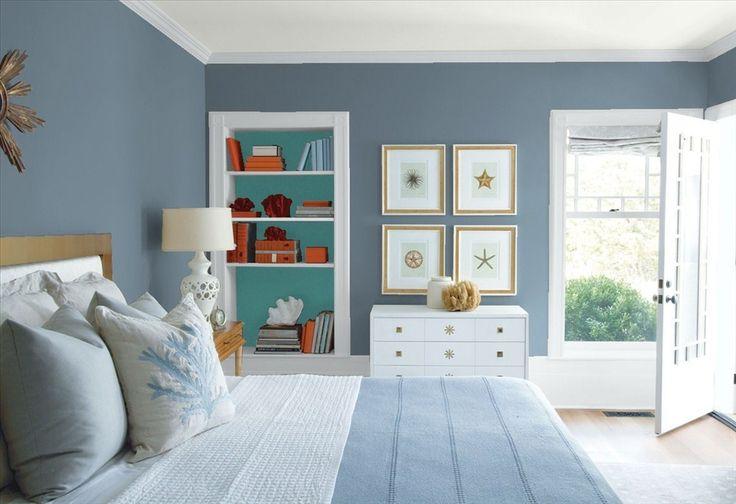 Bedroom 1 | Benjamin Moore  Normandy