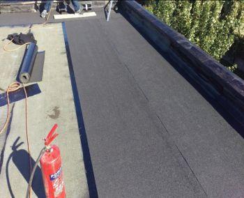 Progress Flat Roof