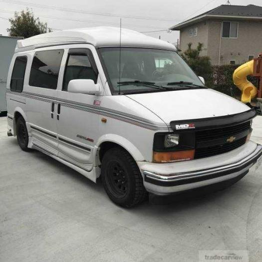 1996 Chevrolet Astro 不明