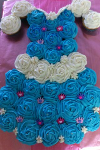 1326 Best Images About Cupcake Cake Ideas On Pinterest